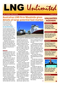 LNG Unlimited – 21 March 2017