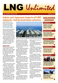 LNG Unlimited – 28 March 2017