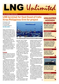 LNG Unlimited – 7 February 2017