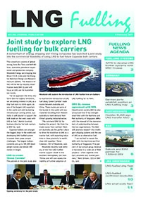 LNG Fuelling - 9 February 2017