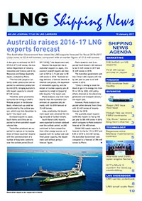 LNG Shipping News - 19 January 2017