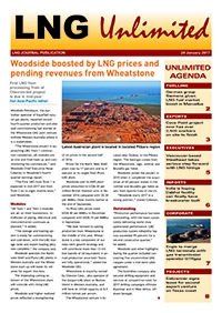 LNG Unlimited – 24 January 2017