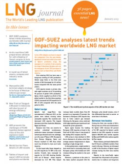 LNG journal 2013 January