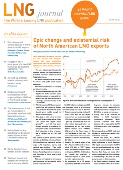 LNG journal 2013 May