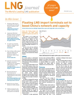 LNG journal 2013 November / December