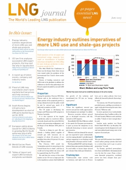 LNG journal 2015 May