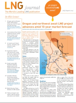 LNG journal July / August 2015