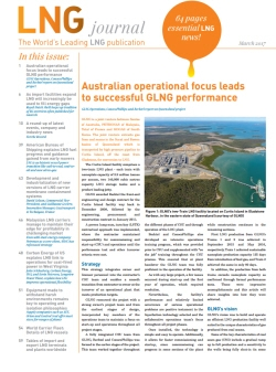 LNG journal March 2017