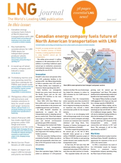 LNG journal June 2017