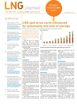 LNG journal February 2019