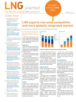 LNG journal March 2019