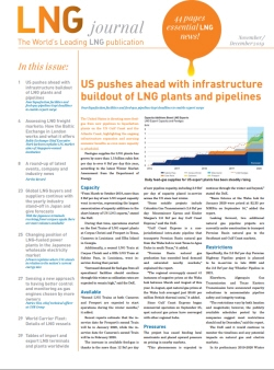 LNG journal November / December 2019