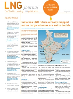 LNG journal May 2020