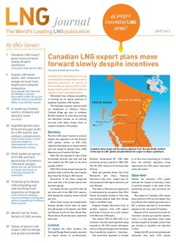 LNG Journal April 2012