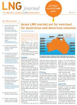 LNG Journal May 2012