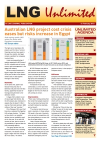 LNG Unlimited - 12 February 2013