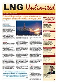 LNG Unlimited - 21 October 2014