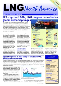LNG North America – May 2020