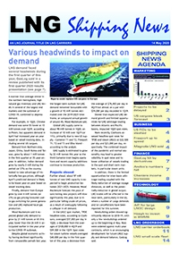 LNG Shipping News - 14 May 2020