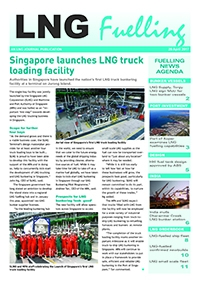 LNG Fuelling - 20 April 2017