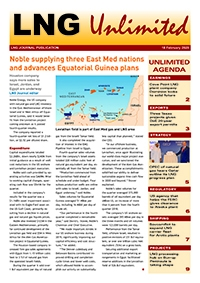 LNG Unlimited – 18 February 2020