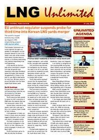 LNG Unlimited – 21 July 2020