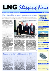 LNG Shipping News - 21 March 2019