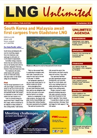 LNG Unlimited - 29 September 2015