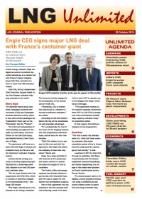 LNG Unlimited – 25 October 2016