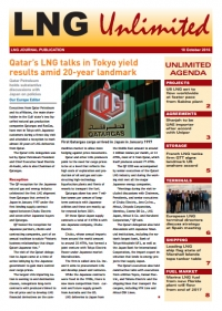 LNG Unlimited – 18 October 2016