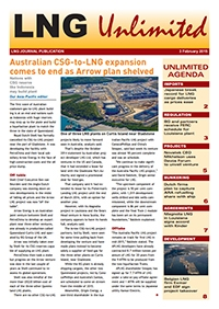 LNG Unlimited - 3 February 2015