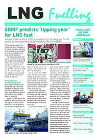 LNG Fuelling – 11 January 2018