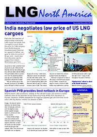 LNG North America – November-December 2019
