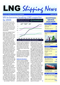 LNG Shipping News - 5 March 2020