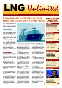 LNG Unlimited – 31 March 2020
