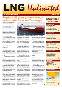 LNG Unlimited - 10 March 2015