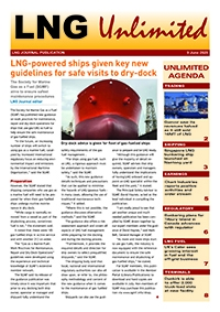 LNG Unlimited – 9 June 2020
