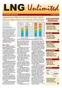 LNG Unlimited - 14 October 2014