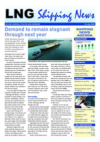 LNG Shipping News - 23 July 2020
