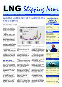 LNG Shipping News - 23 January 2020