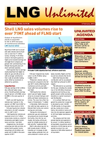 LNG Unlimited – 5 February 2019