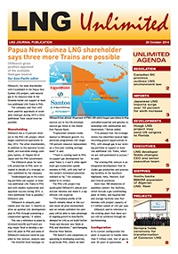 LNG Unlimited - 28 October 2014