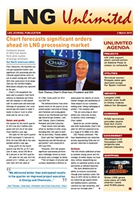 LNG Unlimited - 3 March 2015