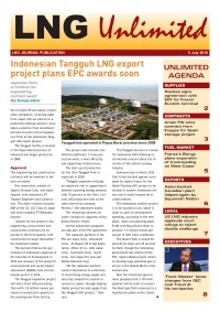 LNG Unlimited – 5 July 2016