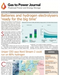 Gas to Power - April 24, 2020