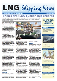 LNG Shipping News - 11 December 2014