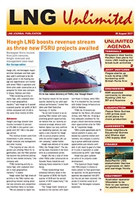 LNG Unlimited – 29 August 2017