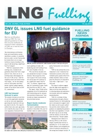 LNG Fuelling - 14 July 2016