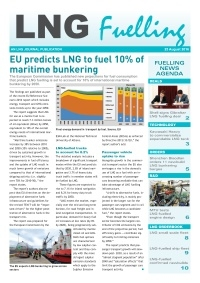 LNG Fuelling - 25 August 2016
