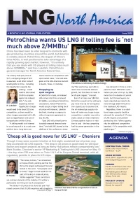 LNG North America - Jun 2015